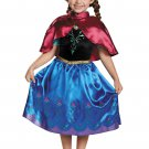 Disney Frozen Princess Anna Toddler Costume Size: Large #83182L
