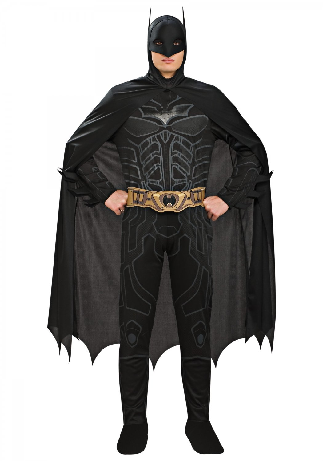 Batman Dark Knight Returns Costume Size: Large #880629L