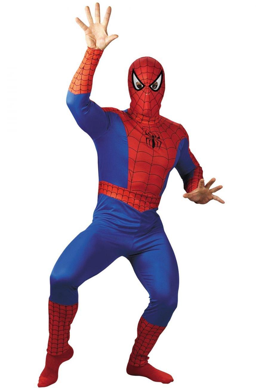 Marvel Spider Man Superhero Comic Adult Costume Size: 2X-Large #5287X