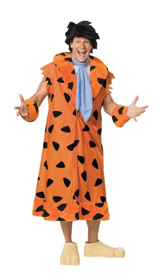 Fred Flintstones Bed Rock Adult Costume Size: Standard #3602