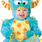Silly Little Monster Incharacter Baby Infant Costume Size: Medium #6024