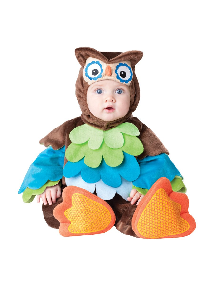 Owl What A Hoot Baby Infant Costume Size: Medium #6033M