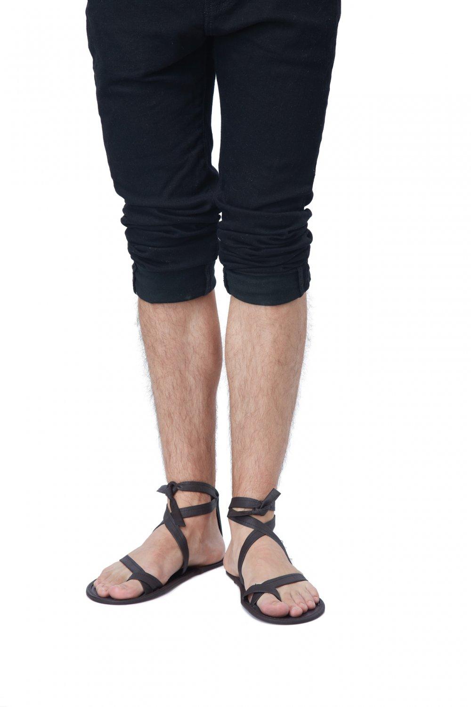 Egyptian Roman Greek Sandals Adult Costume Shoes #60681