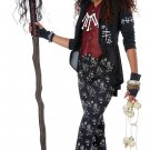 Size: X-Large #04096 Dr Facilier Voodoo Charm Witch Doctor Tween Child Costume