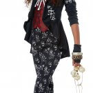 Size: Large #04096 Dr Facilier Voodoo Charm Witch Doctor Tween Child Costume
