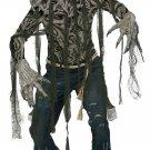 Size: Medium # 1461  Jack O' Lantern Pumpkin Creature Monster Adult Costume