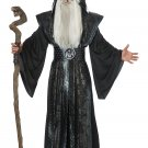 Size: Lare/X-Large # 01469 Gothic Lords of the Ring DarK Wizard Game of Thrones Adult Costume