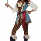 Sexy Jewel of the Sea Disney Pirate of the Caribbean Adult Costume Size: Large #01486