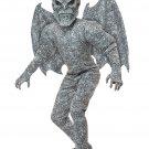 Size: Large #00633 Evil Ghastly Gargoyle Medieval Times Statue Child Costume