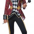 Size: Large #00637 Circus Circus Ringmaster Child Costume