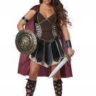 Size: X-Small #01433 Glorious Gladiator Spartan Warrior Queen Adult Costume