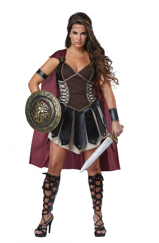 Size: X-Large #01433 Spartan Warrior Trojan 300 Glorious Gladiator Adult Costume