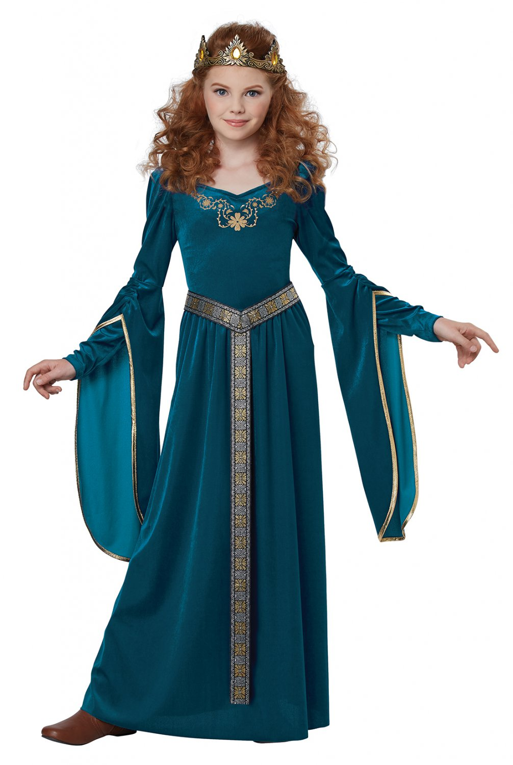 Size: X-Small #00573 Medieval Princess Renaissance Game of Thrones Girl Child Costume