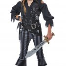 Size: Small #00569 Raider Rebel Pirate Buccaneers  Girl Child Costume