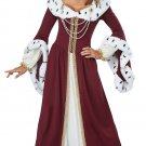 Size: Large #01460 Medieval Times Royal Storybook Queen of Heart Adult Costume