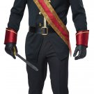 Size: Small # 1465 Disney Storybook Huntsman Dark Prince Adult Costume