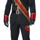Size: Medium # 1465 Dark Prince Charming Storybook Huntsman Disney Adult Costume