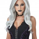 #70885  Victorian Renaissance Gothic Bewitching Witch Vampire Costume Accessory Wig