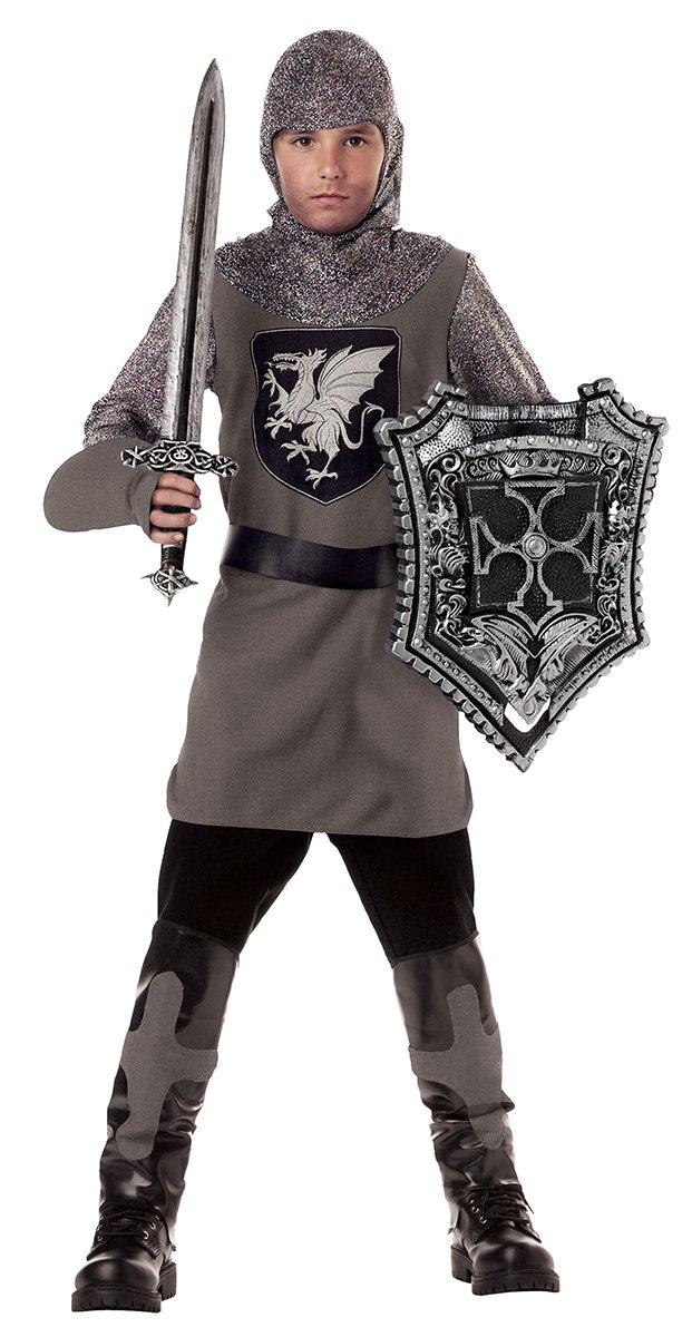 Size: 2X-Large #00344 Renaissance Warrior Valiant Knight Games of Thrones Child Costume