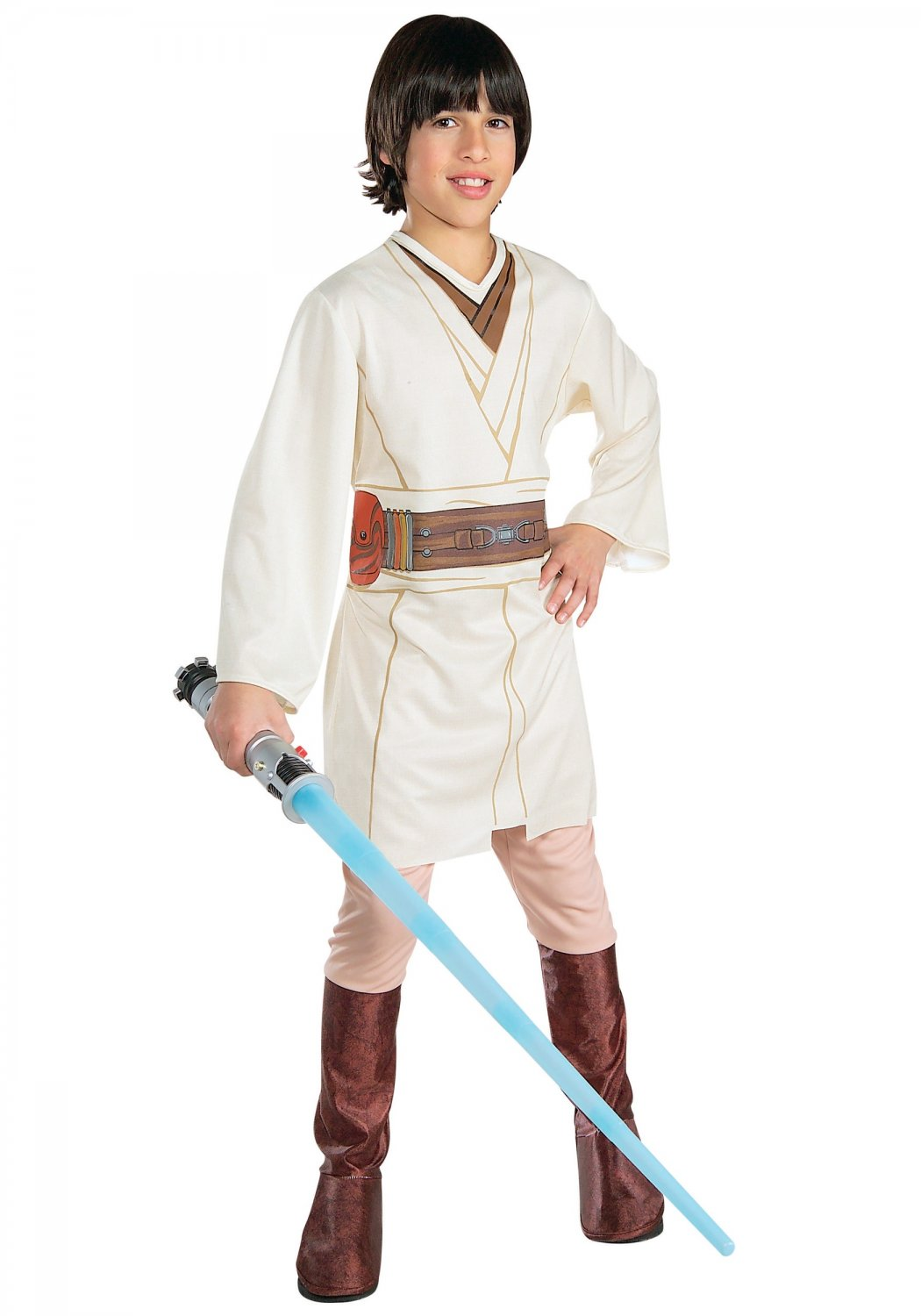 Size: Small #882013S Disney Star Wars Jedi Obi-Wan Kenobi Child Costume