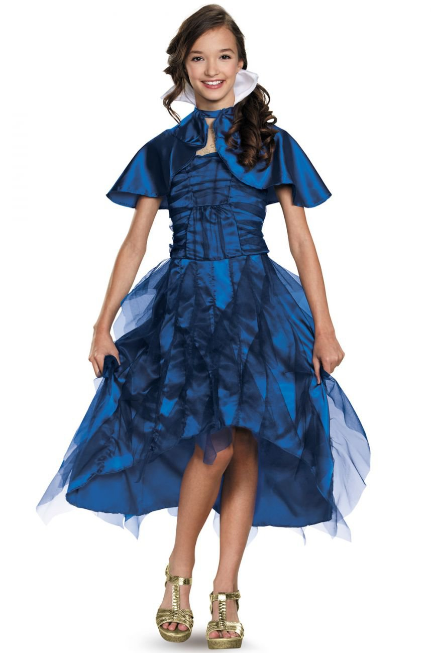 Size: Small #88130S Disney The Descendants Evie Coronation Deluxe Disguise Child Costume