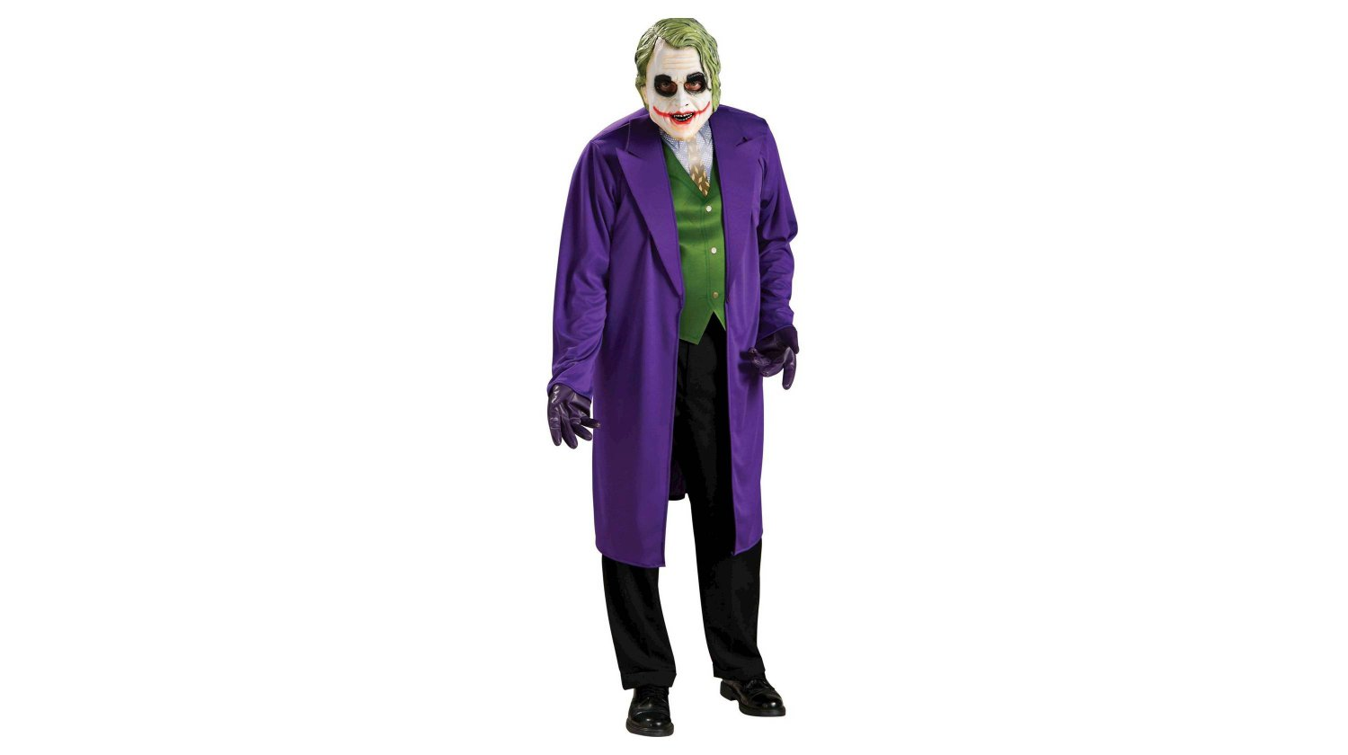 Size: X-Large 888631 Batman The Dark Knight Joker Adult Costume