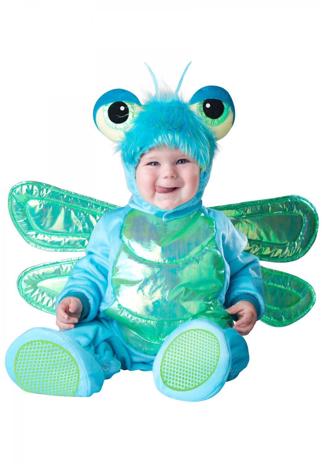 Size: X-Small #6062XS  Dinky Dragonfly  Incharacter Baby Infant Costume