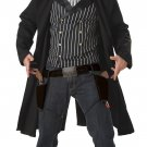 Size: Small #01031 Western Cowboy Gunfighter Adult Costume