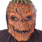 Standard Size #60591 Jack-o-Lantern Pumpkin Bad Seed Ripper Adult Costume Mask