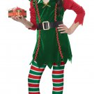 Size: X-Small #00604 Christmas Festive Elf Santa Claus Workshop Child Costume