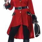 Plus Size: 3X-Large  #01790  Swashbuckler Pirate Buccaneers High Seas Heroine Adult Costume