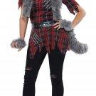 Size: Medium #00740 She-Wolf Werewolf  Twilight Underworld Lycan Adult Costume