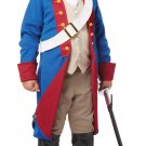 Size: Medium #00433 Colonial Patriotic American Patriot Soldier Child Costume