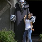 One Standard Size #1445 Towering Terror Vampire Gothic Dracula Bat Adult Costume