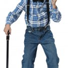 One Size Fits Most #60654 Crazy Pervert Old Man Kit 100 Days of School Rude Grandpa Child Costume