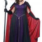 Plus Size: 1X-Large  #01789  Maleficent Wicked Gothic Evil Storybook Queen Adult Costume