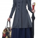 Size: Small #01568  Mary Poppins English Nanny Disney Musical Adult Costume