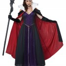 Size: Small #01430 Snow White Disney Evil Storybook Queen Adult Costume