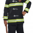 Size: X-Large  #00593 Firefighter Junior Chief Emergency Personnel 911 Child Costume