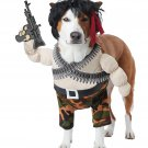 Size: Small #20156 Rambo Action Hero Military USA Patriotic Pet Dog Costume