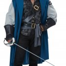Size: Small/Medium # 01245  Renaissance Deluxe Three Musketeer Warrior Adult Costume