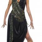 Size: X-Small #01431 Greek Mythology Goddess Queen Medusa Adult Costume