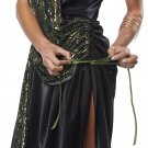 Size: Large #01431 Greek Mythology Queen Medusa Goddess Adult Costume