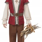 Size: Large #00589  Kristoff Tavern Boy Renaissance  Frozen Child Costume
