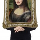 One Size: #60730  Mona Lisa Frame Leonardo da Vinci  Costume