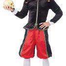 Size: Medium # 01546 William Shakespeare Renaissance English Poet Actor Adult Costume