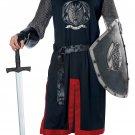 Size: Small/Medium # 00747 King Arthur Dragon Knight Renaissance Medieval Adult Costume