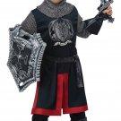 Size: Medium #00598 Renaissance King Dragon Knight Medieval Child Costume
