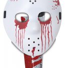 #60624  Jason Friday The 13th Slasher Mask & Knife Costume Accessories
