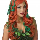 #70928 Root of all Evil Poison Ivy  Adult Costume Accessory Wig